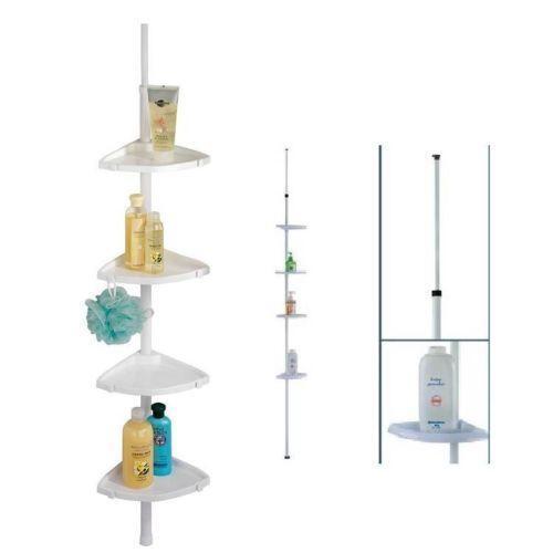 Plastic Shower Corner Shelves