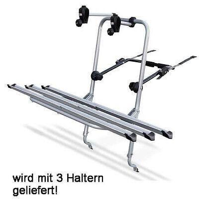 BMW 5er: Fahrradträger