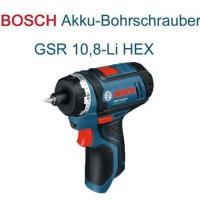 Bosch Akkuschrauber Bohrfutter