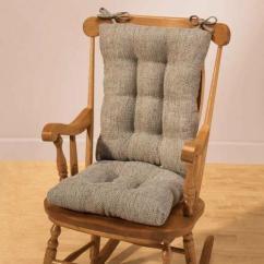 Childs Wooden Rocking Chair Sleep Recliner Cushions | Ebay