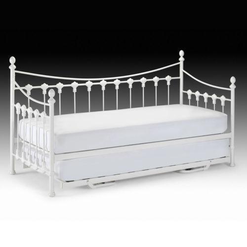 steel frame sofa nicoletti lipari leather metal bed ebay