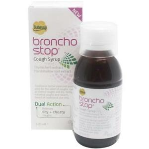 Buttercup Broncho Stop Cough Syrup (120ml) | eBay