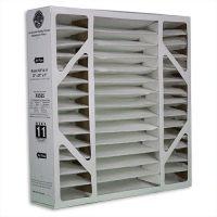 "Lennox X0585 BMAC 20"" x 20"" x 5"" MERV 11 Furnace Filter | eBay"
