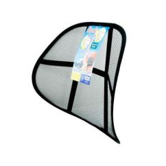 Office Chair Lumbar Support Mesh Tied To Back | Ebay