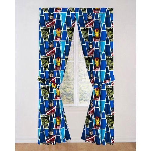 Marvel Curtains  eBay