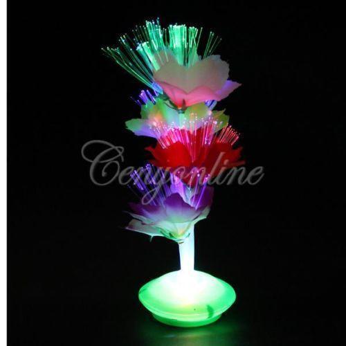 Fiber Optic Flower Home Amp Garden EBay