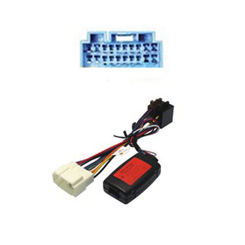 Steering Wheel Control Wiring Harness Patch Lead For Honda Civic Crv