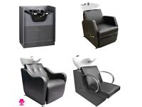 backwash chairs uk wheelchair with commode chair hair care styling for sale gumtree new shampoo ceramic sink salon wash point