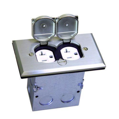 Floor Outlet Box  eBay