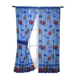 Disney Cars Curtains EBay