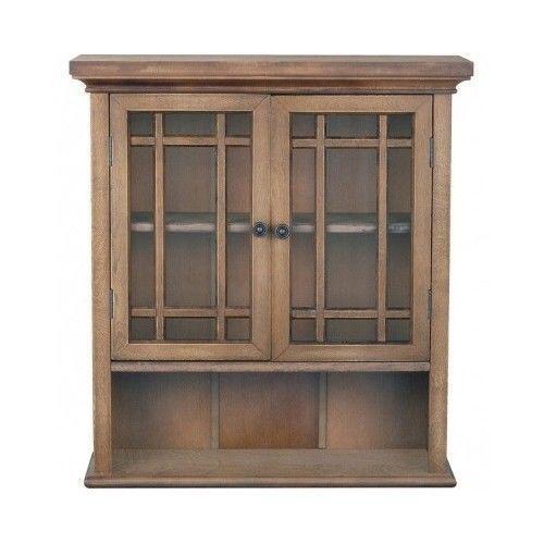 Wall Mount Curio Cabinet  eBay