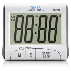 Digital Kitchen Timers Cost Cabinets Timer Ebay Lcd