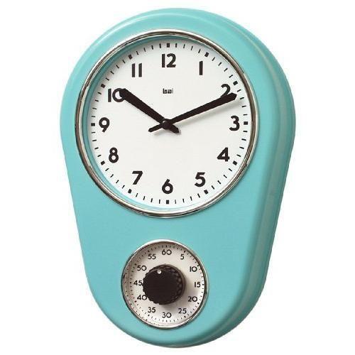 Retro Kitchen Clock  eBay
