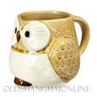 Ceramic Owl Mug | eBay
