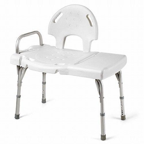 carex shower chair bottom pads bathtub transfer bench: bathroom safety | ebay