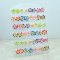 Kids Plastic Earrings | eBay