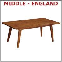 Retro Wooden Coffee Table | eBay