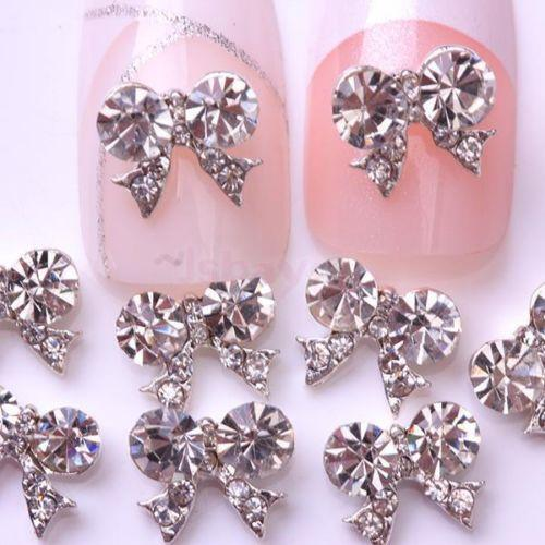 bling nail stickers