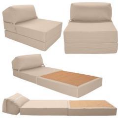 Fold Away Single Chair Bed Folding Nepal Beds | & Seating Ebay