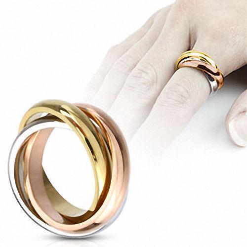 Tricolor Ring  eBay
