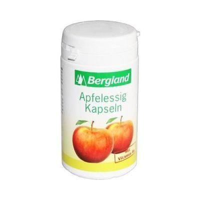 Bergland Apfelessig-Kapseln   60 st   PZN172089