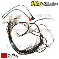 Viper Remote Start Wiring Diagram Electric Dryer Atv Harness Ebay