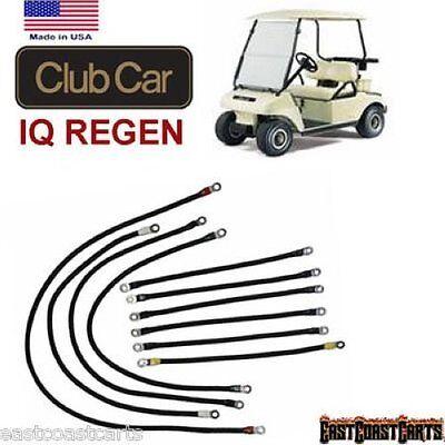 Club Car DS Regen IQ Golf Cart 2003Newer # 4 Gauge 600
