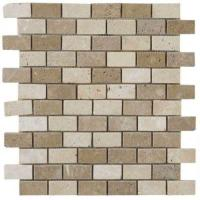Travertine Brick Tiles