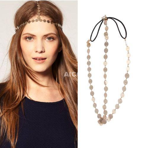 hippie headband hair accessories
