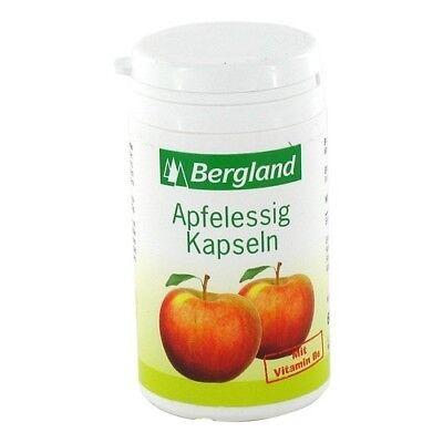 APFELESSIG KAPSELN Bergland 60St PZN 00172089