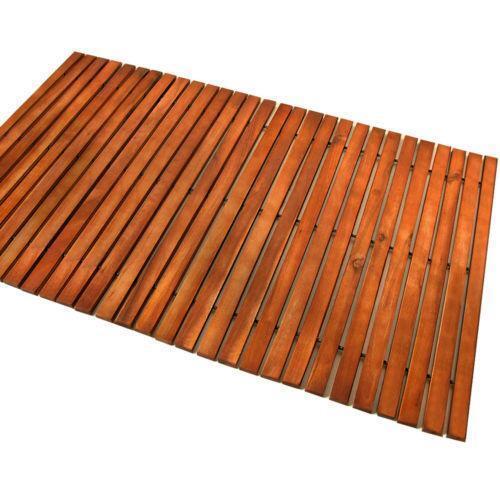 Wooden Bath Mat  eBay