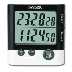 Taylor Kitchen Timer Small Wood Table | Ebay