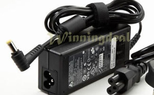 Laptop Charger Ac Adapter For Acer Aspire 5534 5532 65w