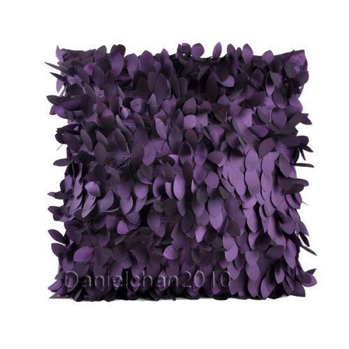 Purple Throw Pillow Covers  eBay