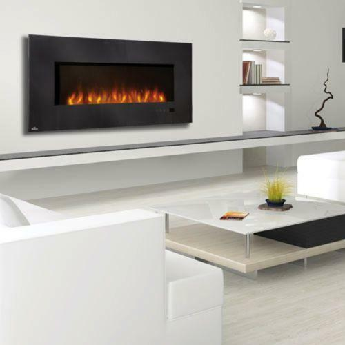 Linear Electric Fireplace  eBay