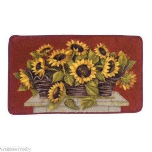 Country Kitchen Rugs  eBay