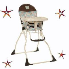 Zebra High Chair Helinox One Cosco Ebay
