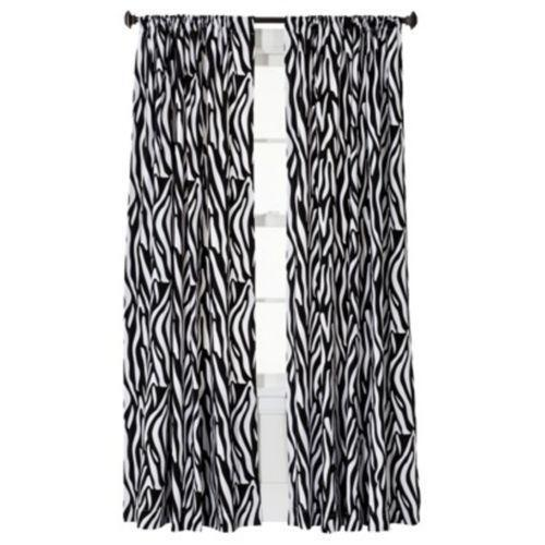 Black And White Shower Curtain Target