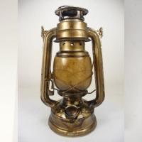 Antique Copper Lamp | eBay