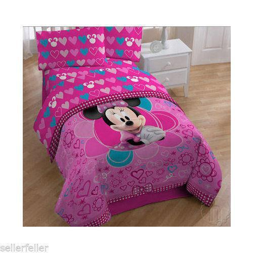 Minnie Mouse Bedding  eBay