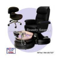 Lenox-Pedicure-Spa-Unit-Foot-Chair-Heated-Glass-Bowl
