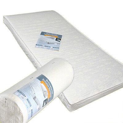 Qualitäts Rollmatratze Schaumstoff Matratze 90x200cm NEU