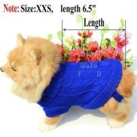 XXS Dog Sweater | eBay