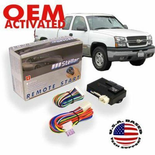 Remote Start Chevy Silverado | eBay