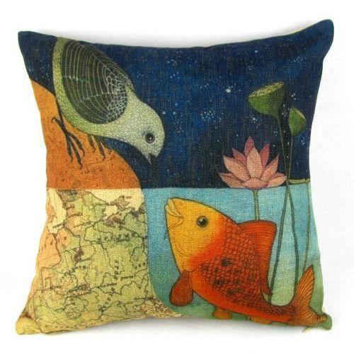 Decorative Bird Pillows  eBay
