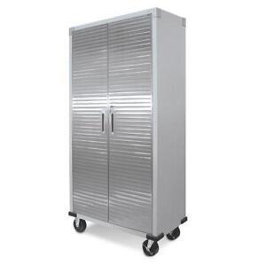 Garage Cabinets  New Used Storage Metal Wall  eBay