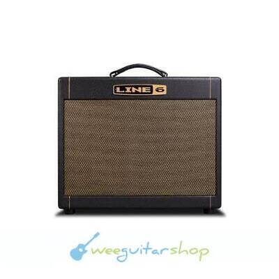 Line 6 DT25 Tube Amp Combo 25W Electric Guitar Boutique Valve Amplifier
