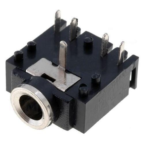 3 5mm Stereo Jack Wiring 3 5mm Jack Socket Ebay
