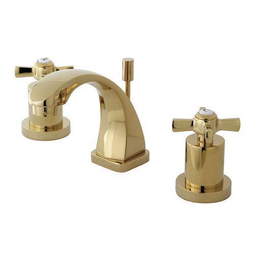 Brass Widespread Bathroom Faucet  eBay