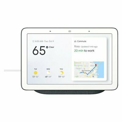 Assistente vocale Google Nest Hub 0764512